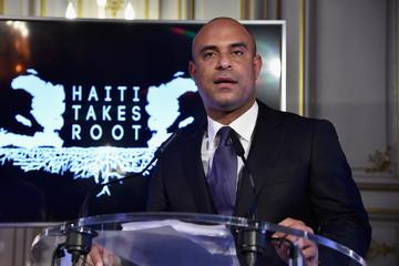 Image result for LAURENT LAMOTHE UN  PHOTOS