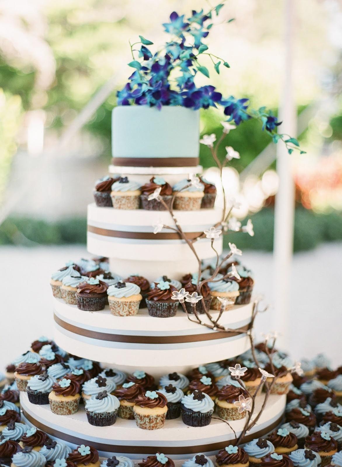 Ai sao nên chọn bánh sinh nhật kết hợp bánh cupcake? - 187663
