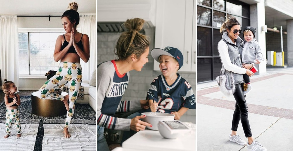 Outfits for the most fashionable moms