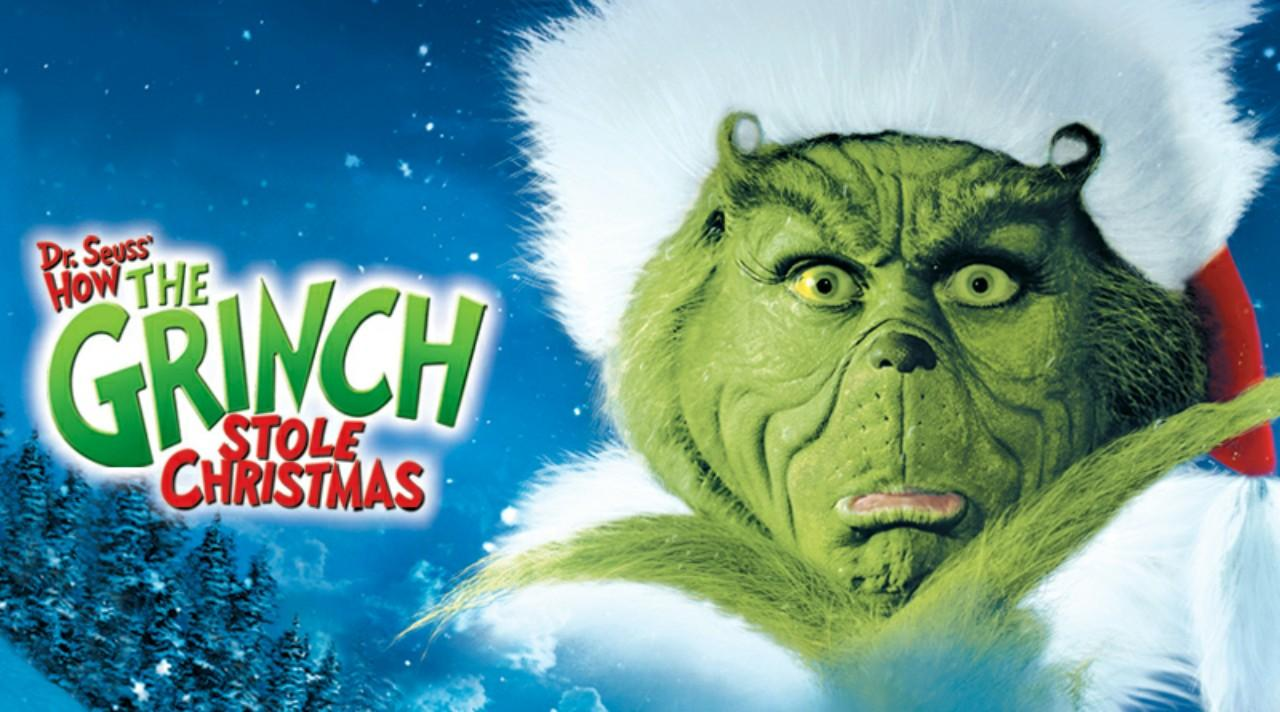 The grumpy Grinch