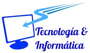 Resultado de imagen de LOGO TECNOLOGÍA INFORMÁTICA