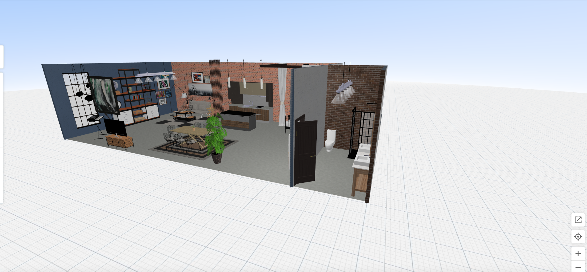 Personal Experience: How to Use the Planner 5D's AR Feature - Articles about Apartments 3 by  image