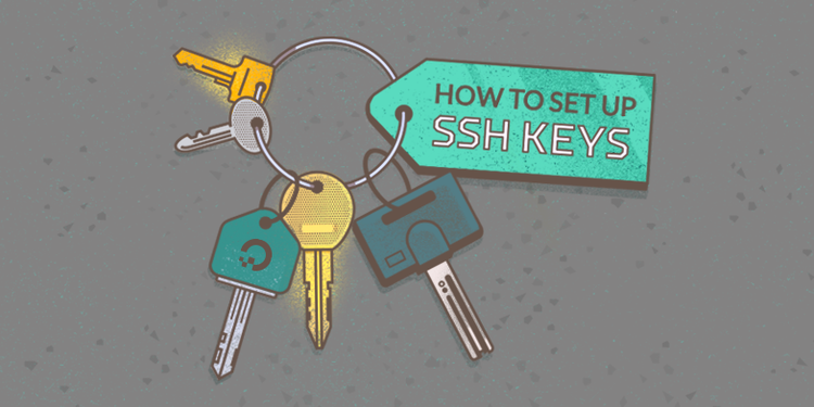 How to setup ssh keys
