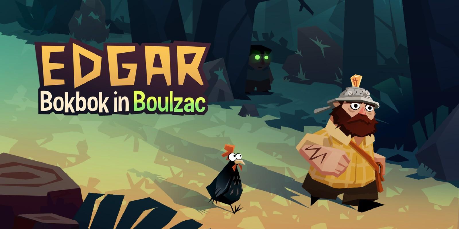 Banière de Edgar — Bokbok à Boulzac.