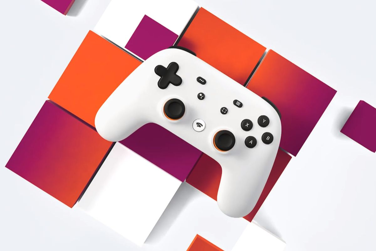 GOOGLE STADIA: Platform Video Game Masa Depan