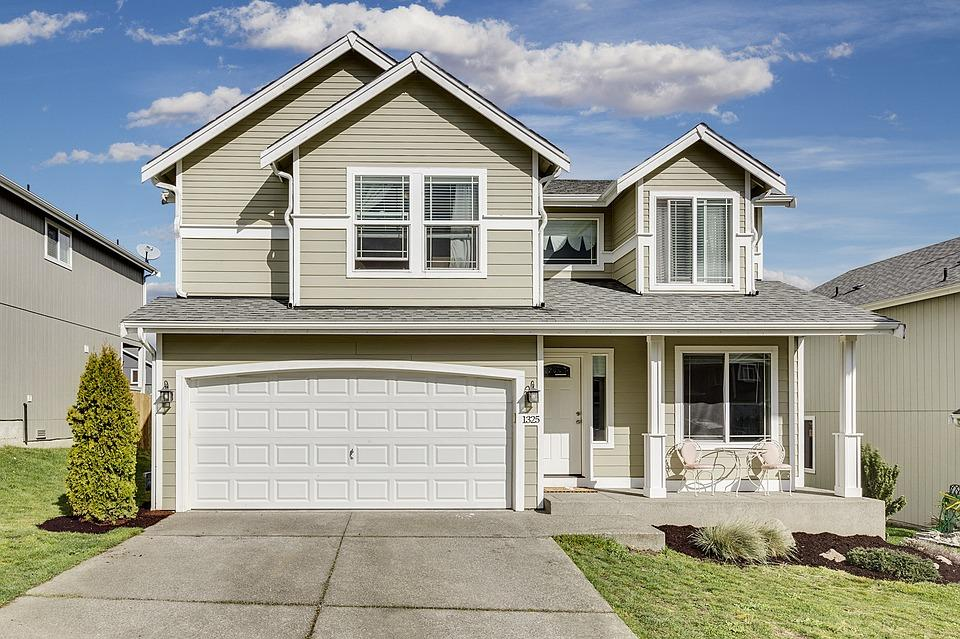 Driveway, House, Suburb, Family, Home, Suburban