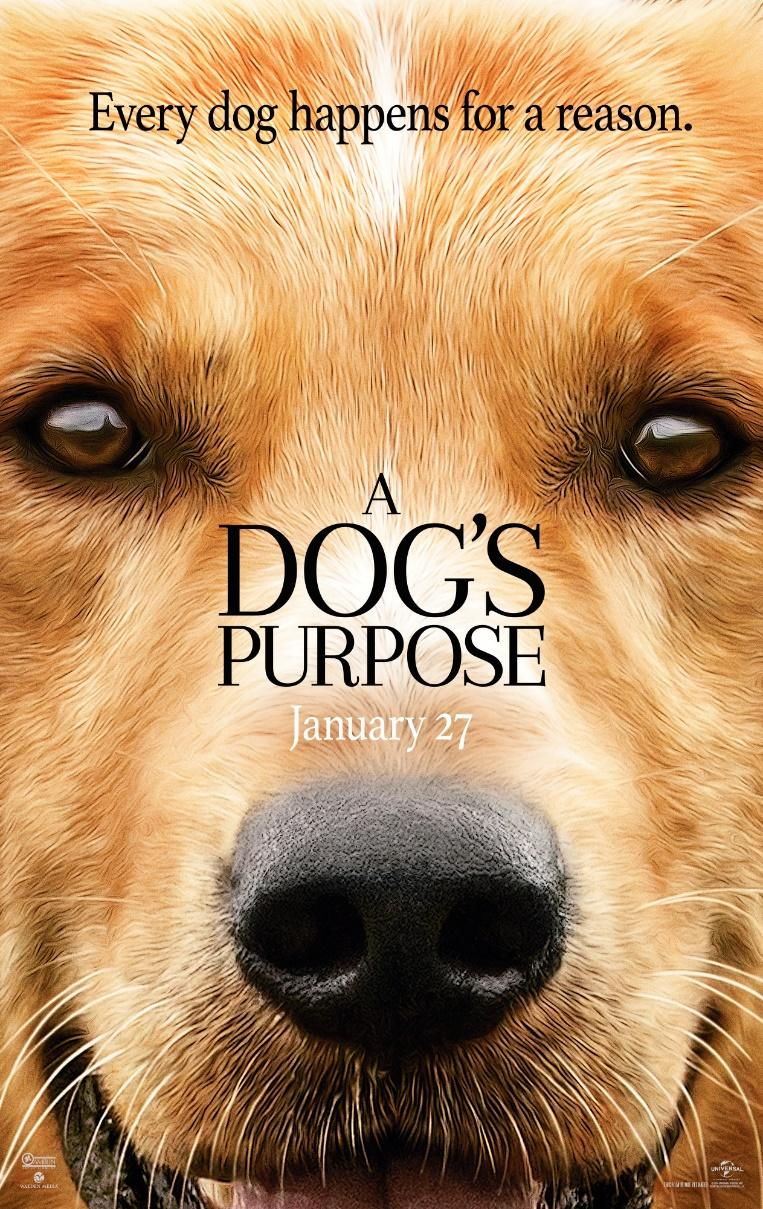 5. A Dog's Purpose