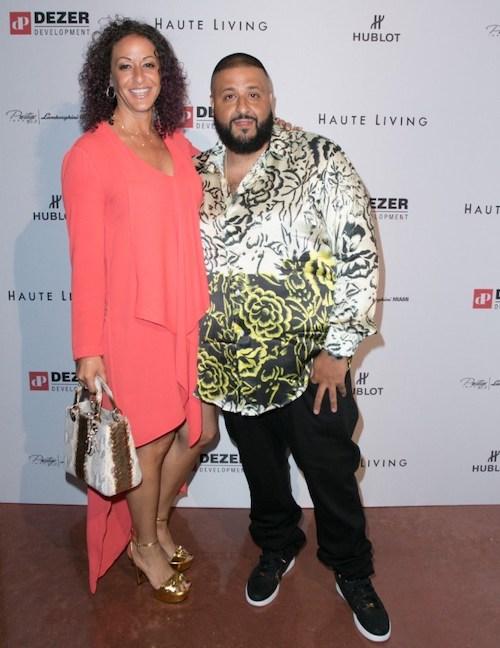 Nicole Tuck and DJ Khaled's Wife