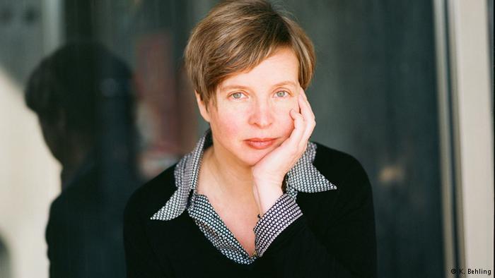 Schriftstellerin Jenny Erpenbeck
