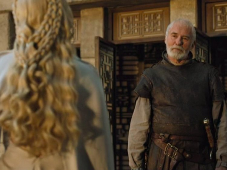 On the fifth season, Ser Barristan told Daenerys about her brother Rhaegar's love of singing.