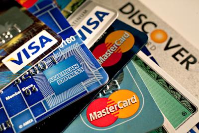 Credit Cards Personal Portfolio
