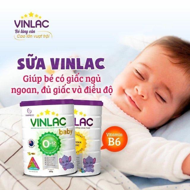 Sữa tăng cân cho trẻ Vinlac - Sản phẩm dinh dưỡng hàng đầu Việt Nam 4