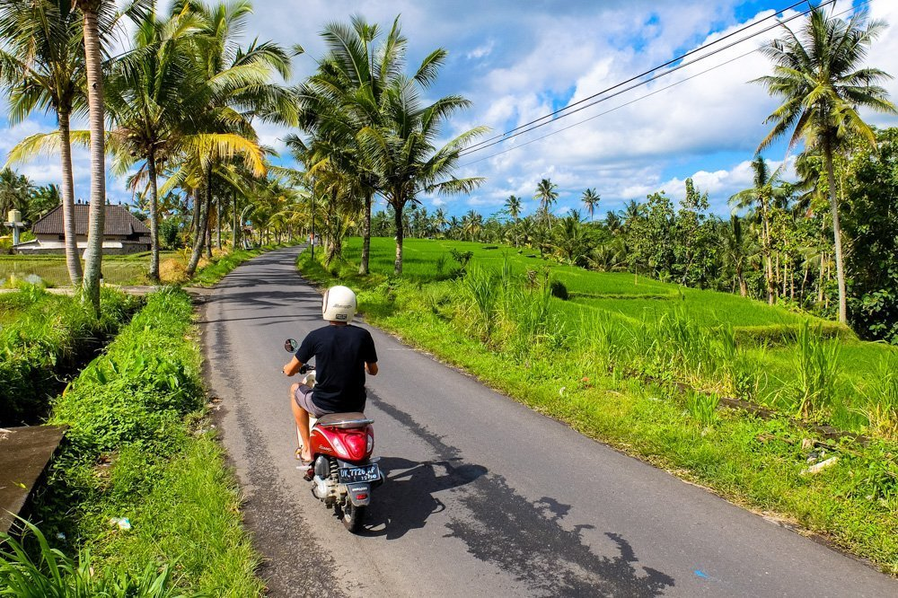 Rent Scooter as Bali Transportation