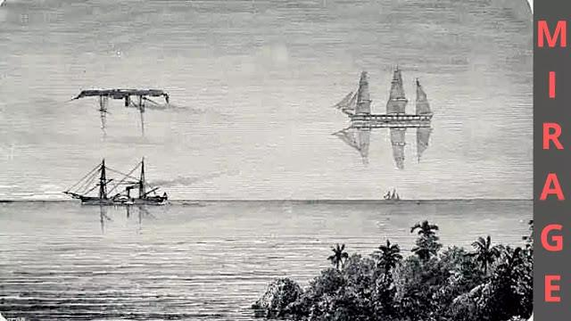 Mysterious Ghost Ship Flying Dutchman