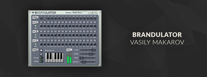 Brandulator by Vasily Makarov (VST Plugin)