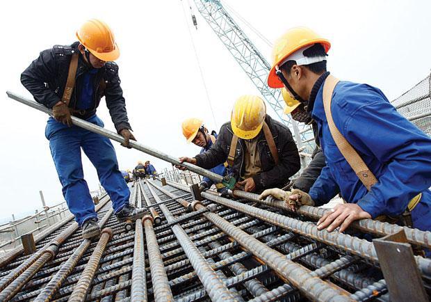 Thu nhập thực tế của thực tập sinh ngành xây dựng lần 2 là bao nhiêu?