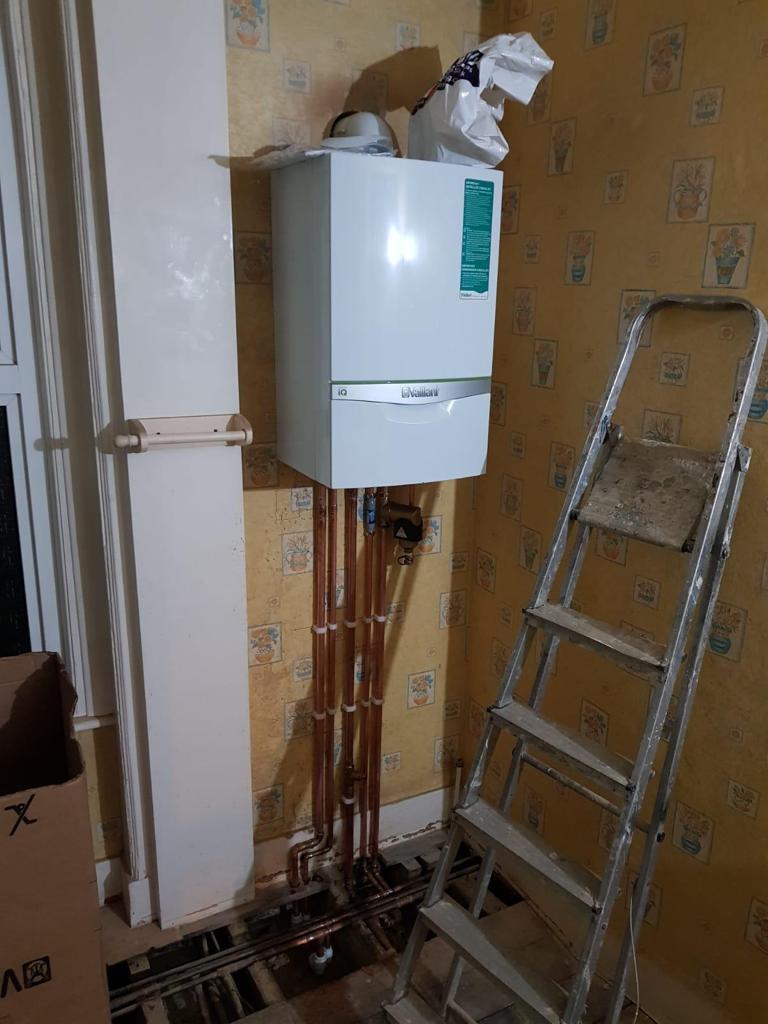 Boiler service Herne Hill