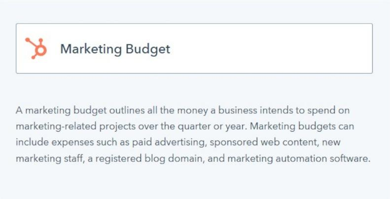 To put together a marketing budget, start by figuring out where you stand with your expenses and revenue.