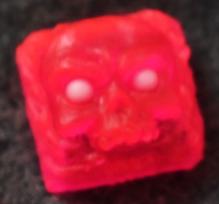 Suited Up Keycaps - Infernus
