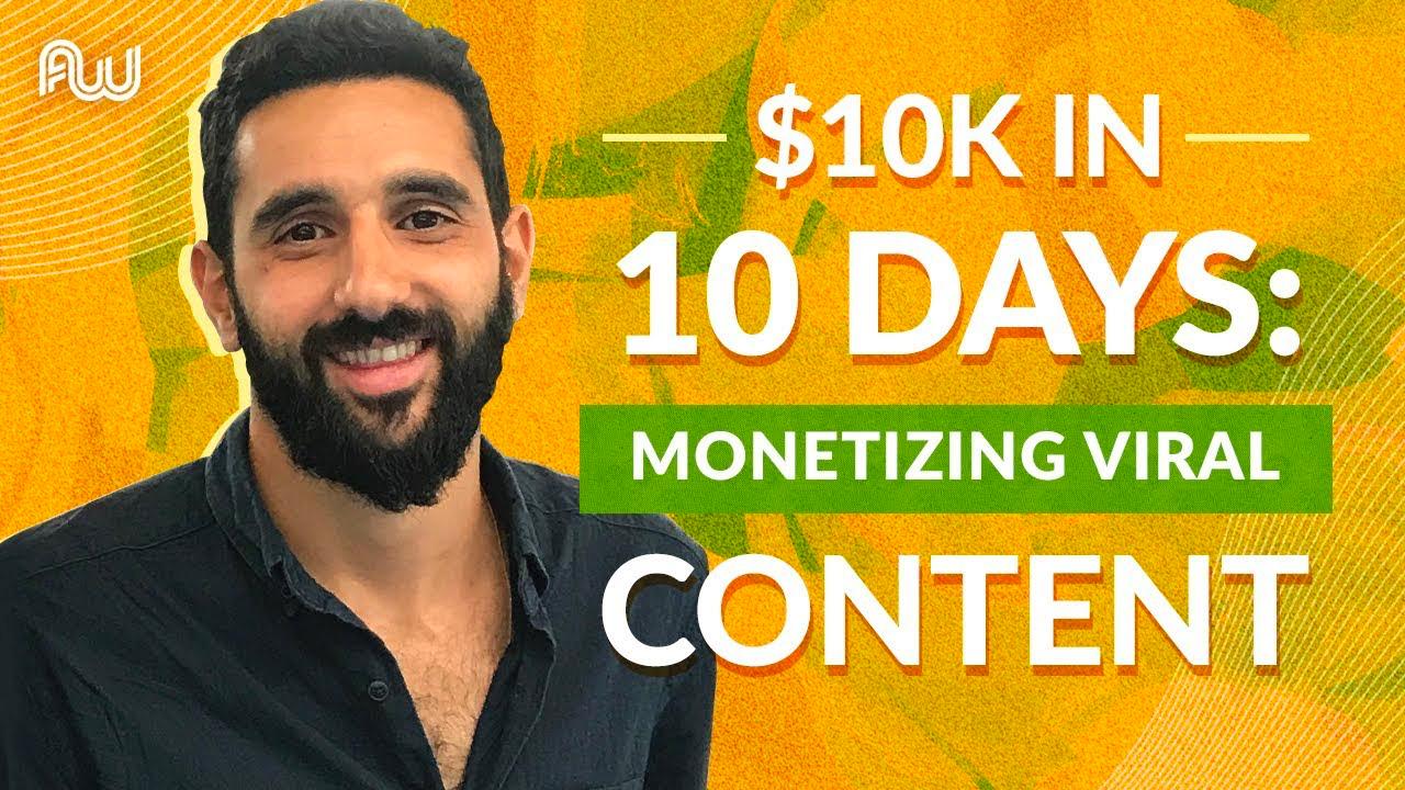 Стратегия заработка $10K за 10 дней