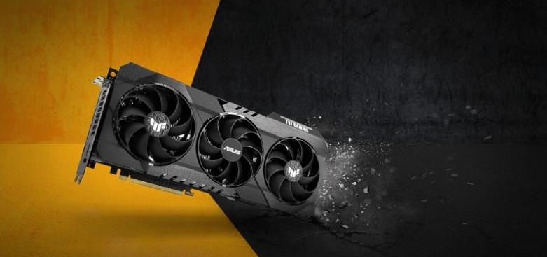 Card màn hình Asus Tuf Geforce RTX 3080 10GB GDDR6X (TUF-RTX3080-10G-GAMING)   Thiết kế đổi mới toàn diện
