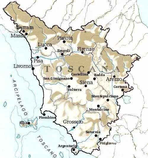 Resultado de imagen de pienza-montepulciano italia