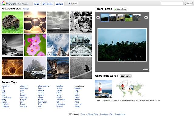 personaliza google