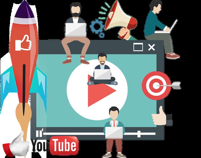 Dịch vụ tăng like youtube giúp trang Youtube dễ dàng tiếp cận người xem
