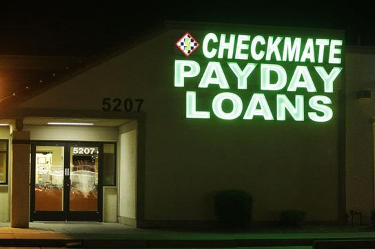 payday lenders are open
