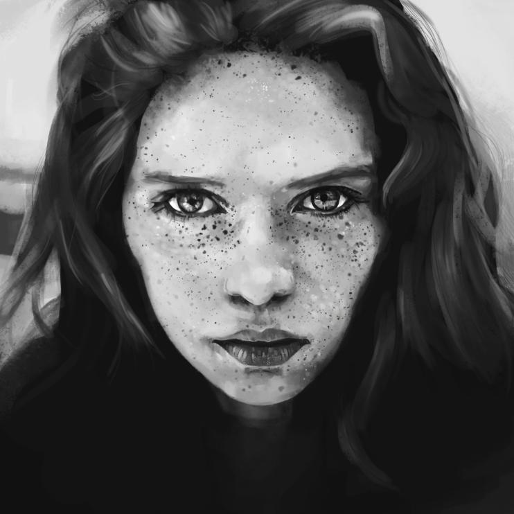 painting of portrait