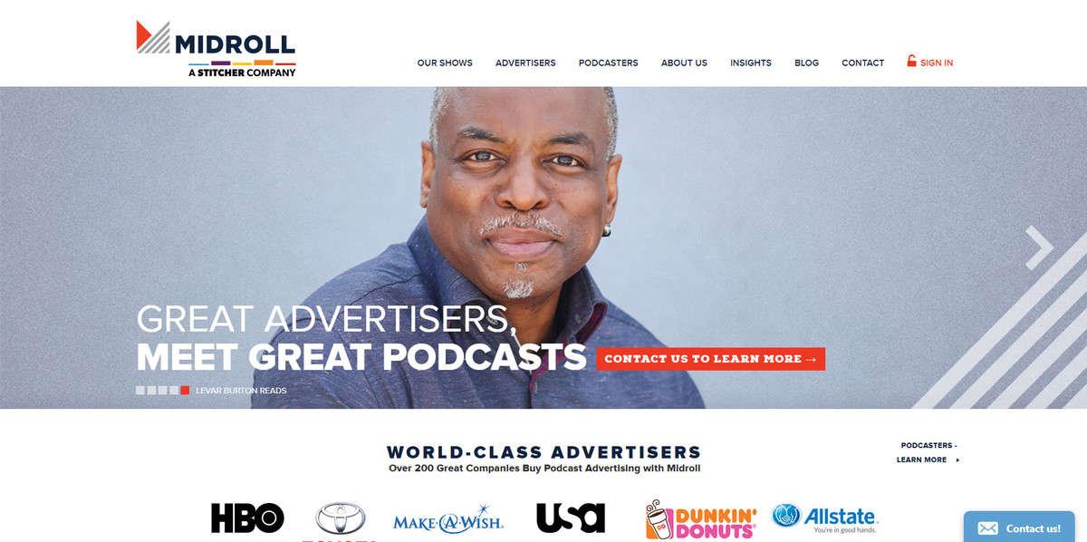 podcasts de anúncios em como ganhar dinheiro com blog