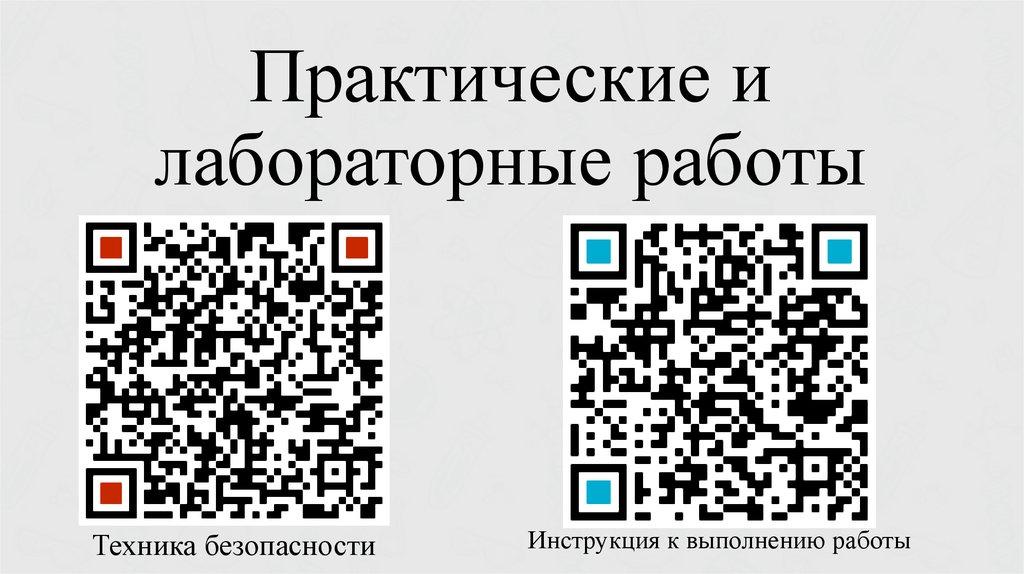 Где можно встретить QR-коды