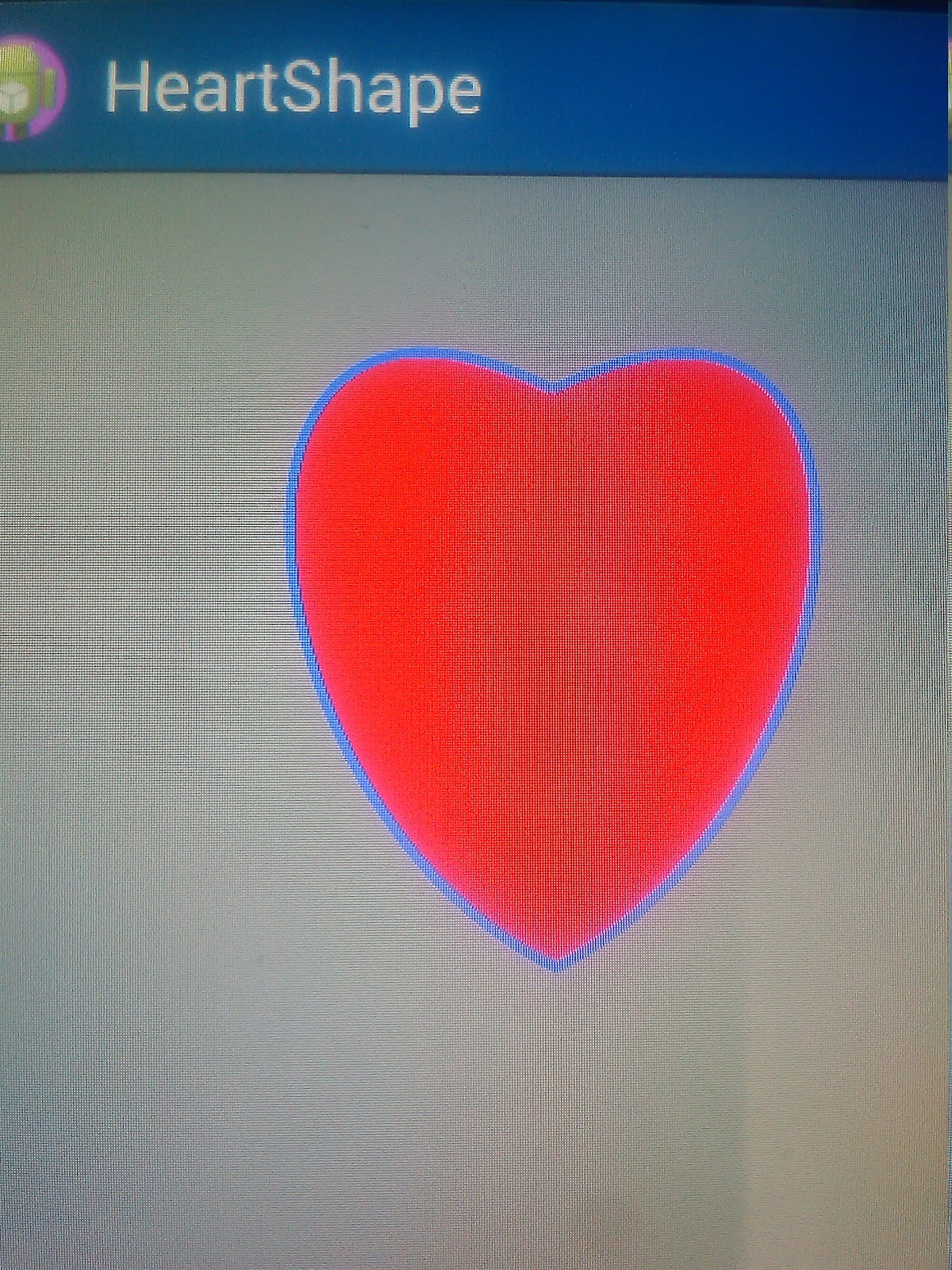 Android Concepts: Make a Heart Shape Custom View in Android