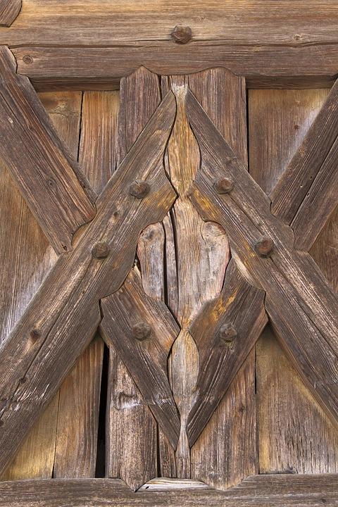 Bis wann wurden Holznägel verwendet?