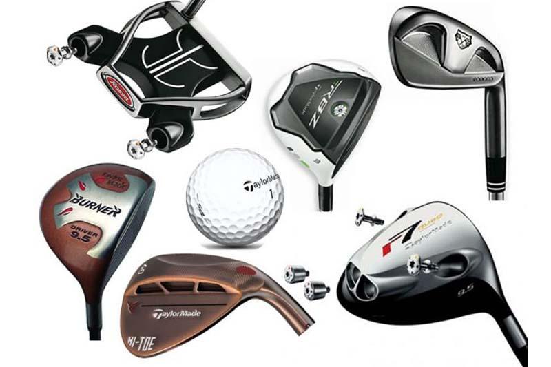 Các loại gậy Golf tiêu chuẩn