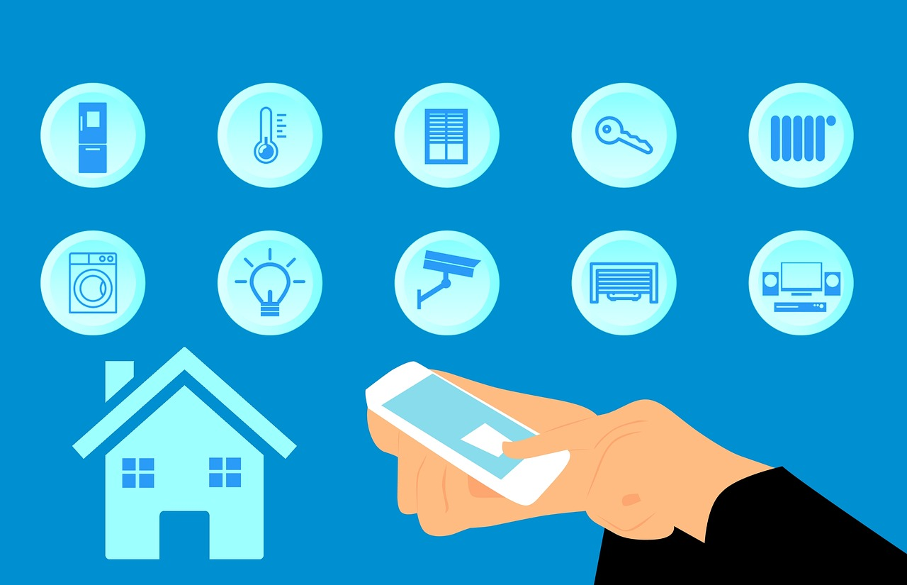 Smart trådløs alarm fra Miraca