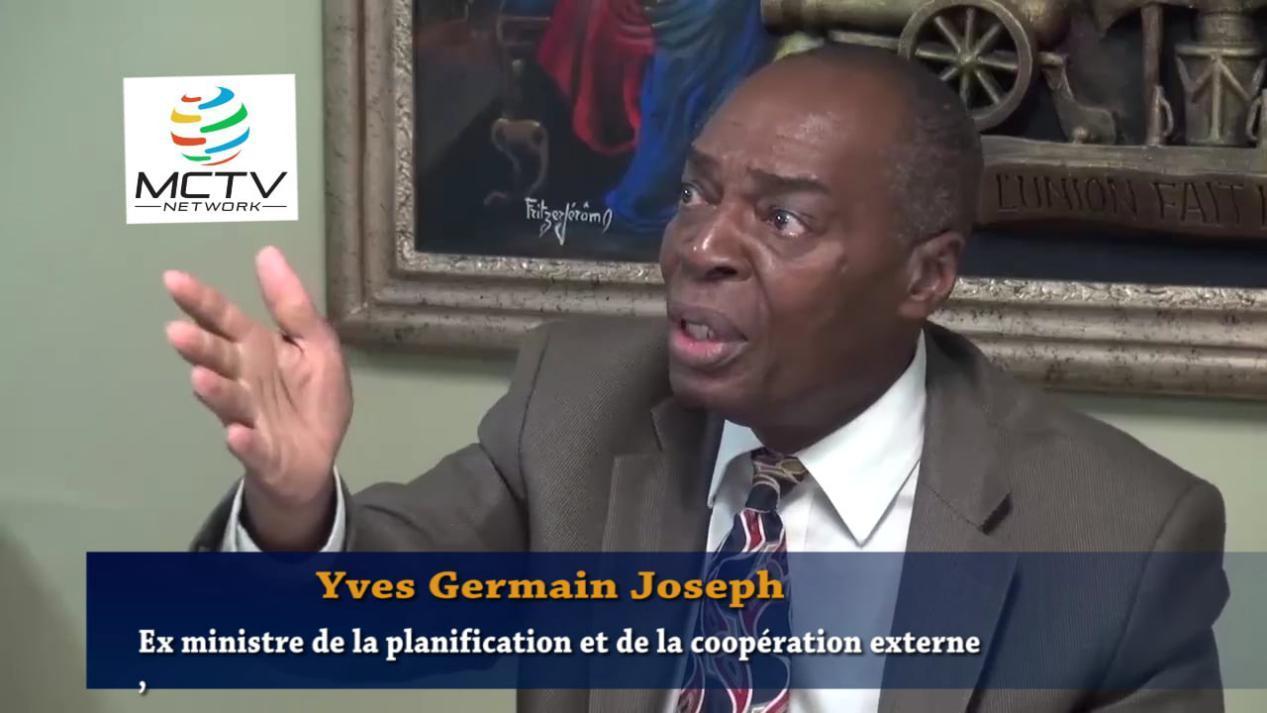 Affaire rapport Petro Caribe  Yves Germain Joseph fait le point
