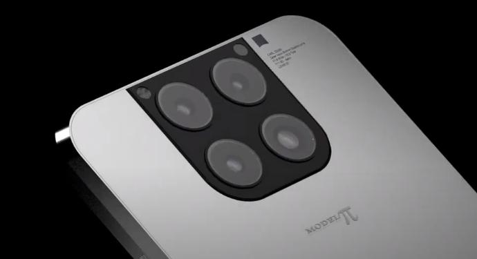 "Tesla Smartphone Model Pi ""π"" Concept as a new teaser from Elon Musk news"