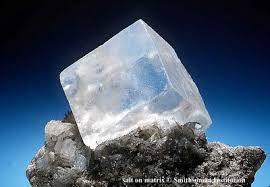 Image result for cristales de sal