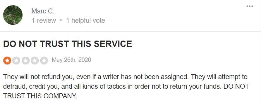 [Alt Tag: Customers' reviews Source: sitejabber.com]