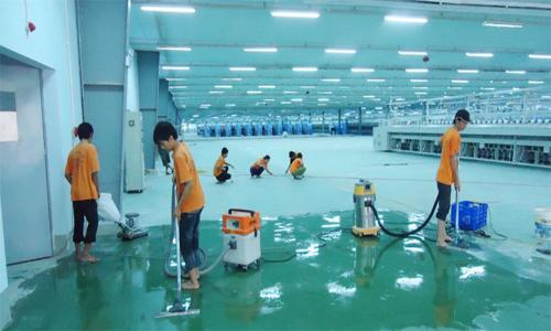 Kết quả hình ảnh cho Dịch vụ tổng vệ sinh nhà xưởng