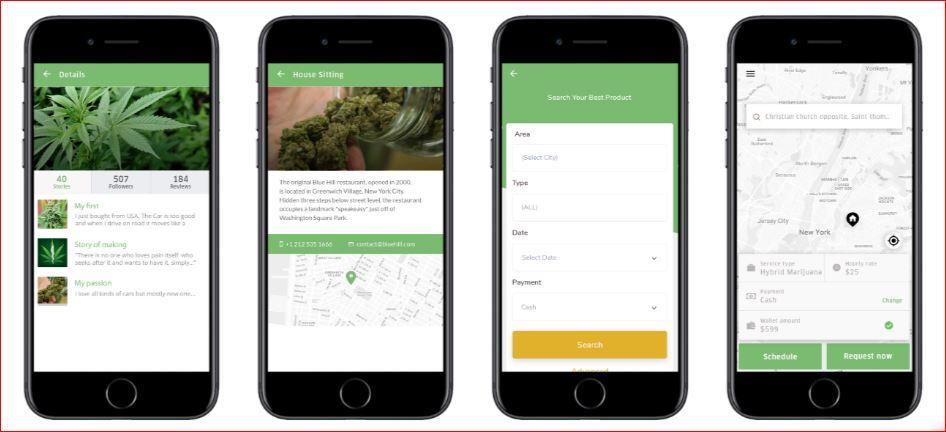 uber for marijuana