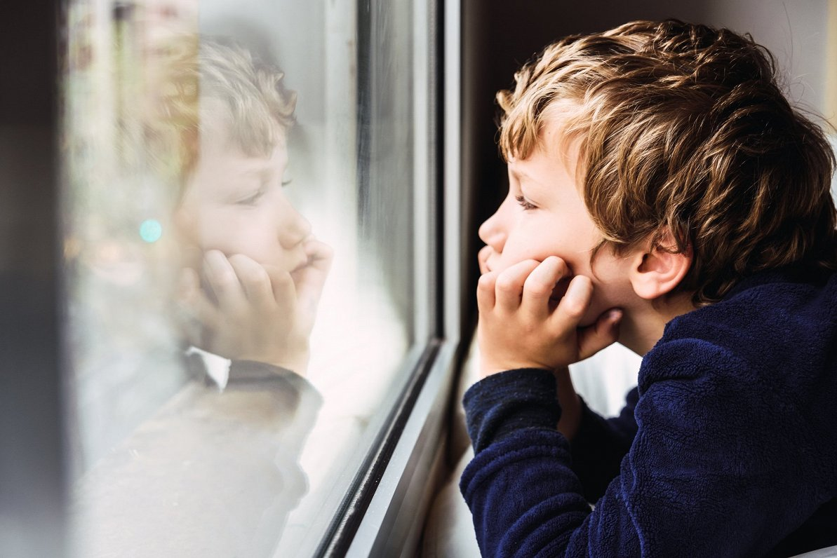 Ребенку необходимо внимание и участие в жизни обоих родителей