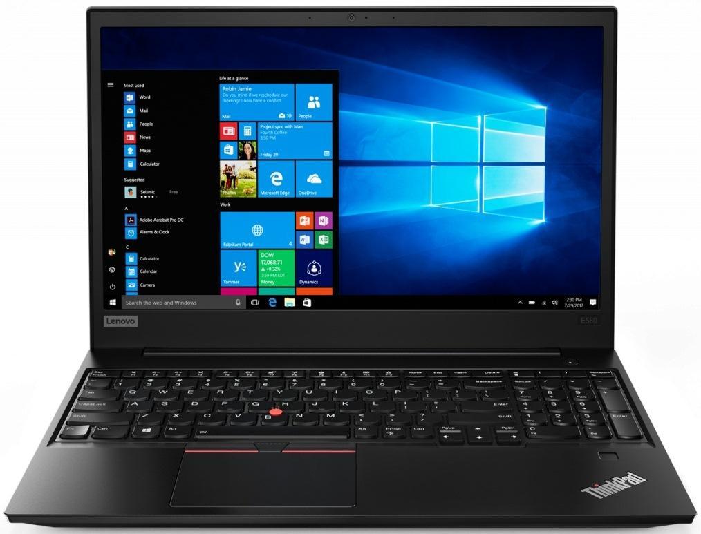 Фото1  Ноутбук ThinkPad E580 (20KS005BRT)