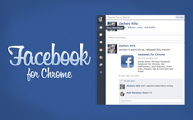 Useful Chrome Extensions for your Facebook Account - Blogging & Tech