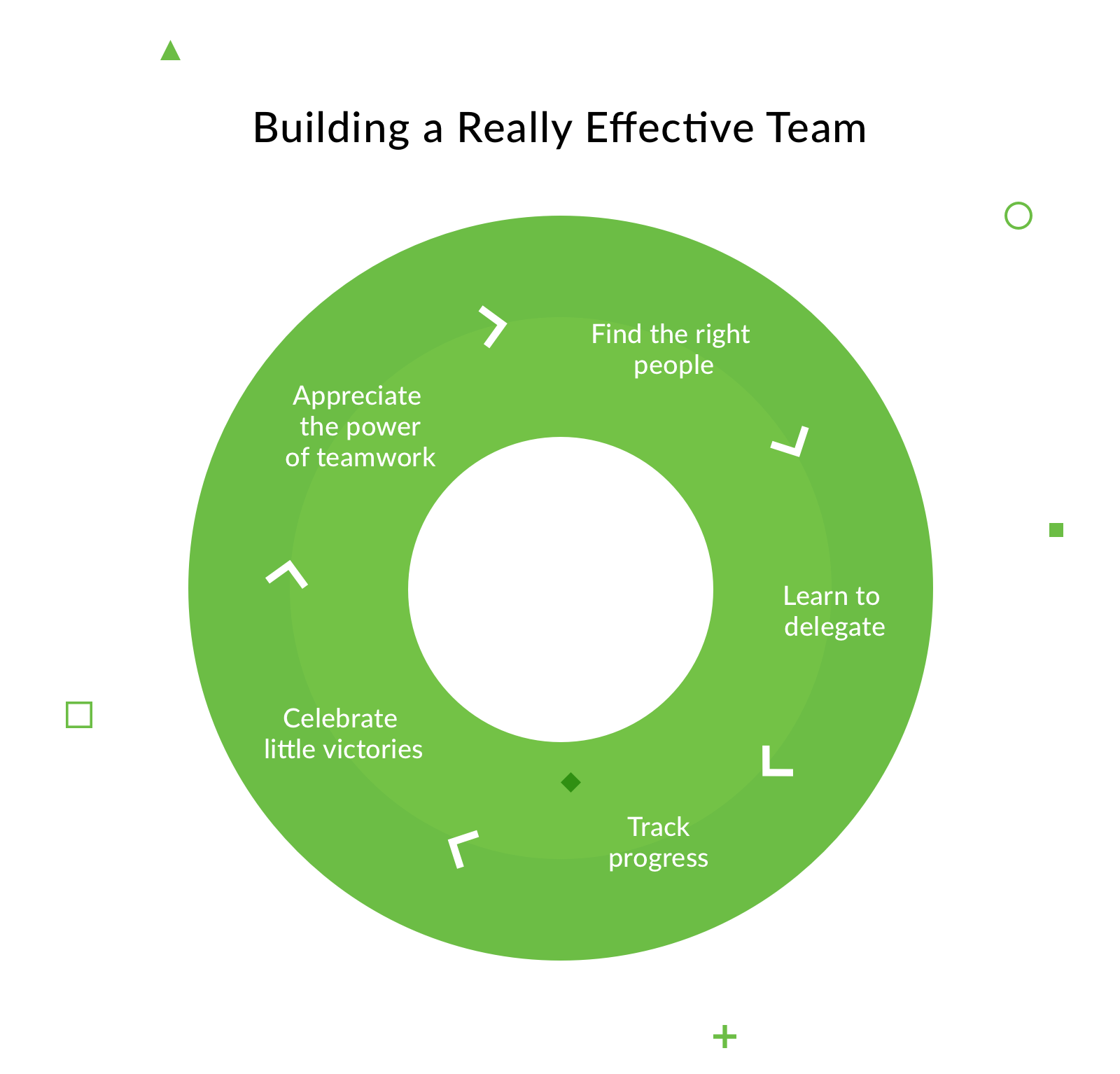 building an effective software engineering team