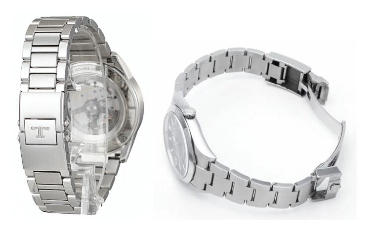 polaris vs explorer bracelet comparison