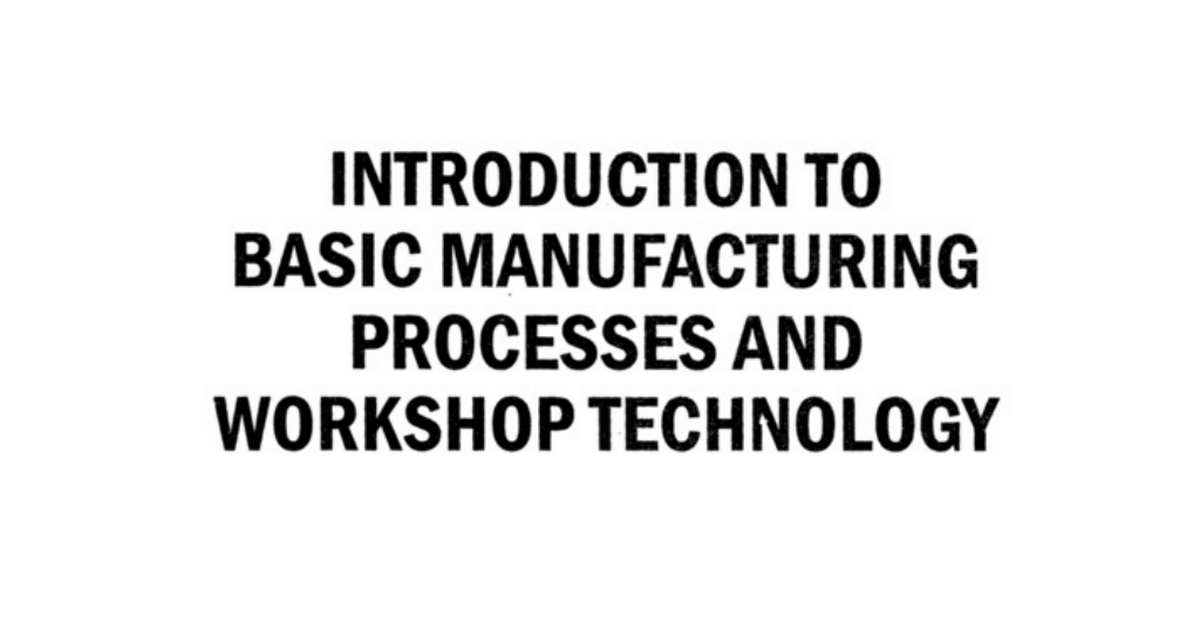 introduction to basic manufacturing In this introduction to sla 3d printing, we cover the basic principles of the technology after reading this article you will understand the fundamental mechanics of the sla process and how these relate to its benefits and limitations.