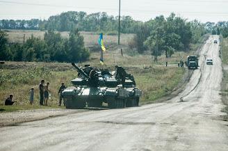 На кордоне с Донетчиной опасаются вторжения