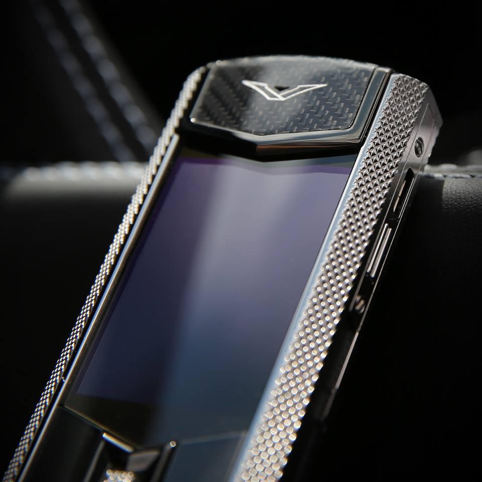 điện thoại vertu signature s Hoàng Luxury bán